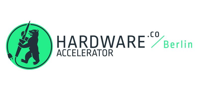 Logo: Hardware.co Accelerator Berlin